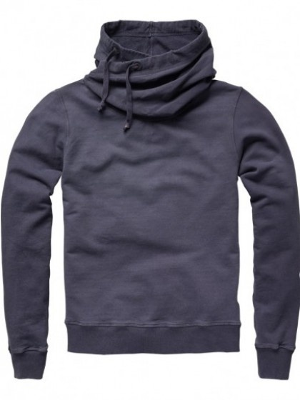 Twisted Hooded Sweater