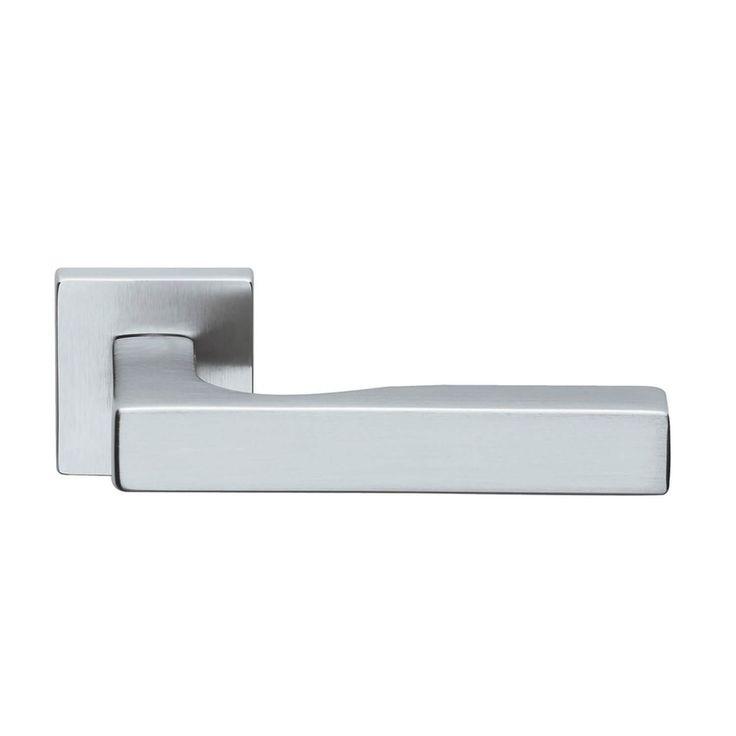 Dørgreb mat krom - Dørhåndtag Fusital H311 - Design Mario Bellini - Køb online - hurtig levering