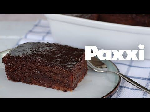 Ζουμερή σοκολατόπιτα — Paxxi