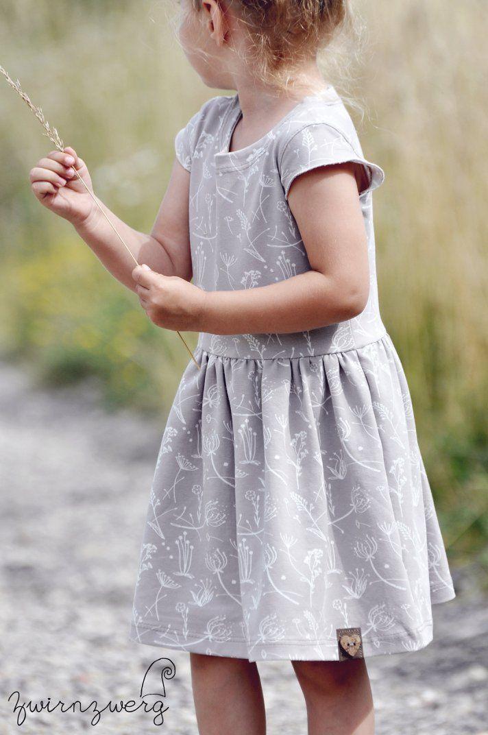 Freddi Schnittmuster Kinderkleid Kleider Fur Madchen Kleidung