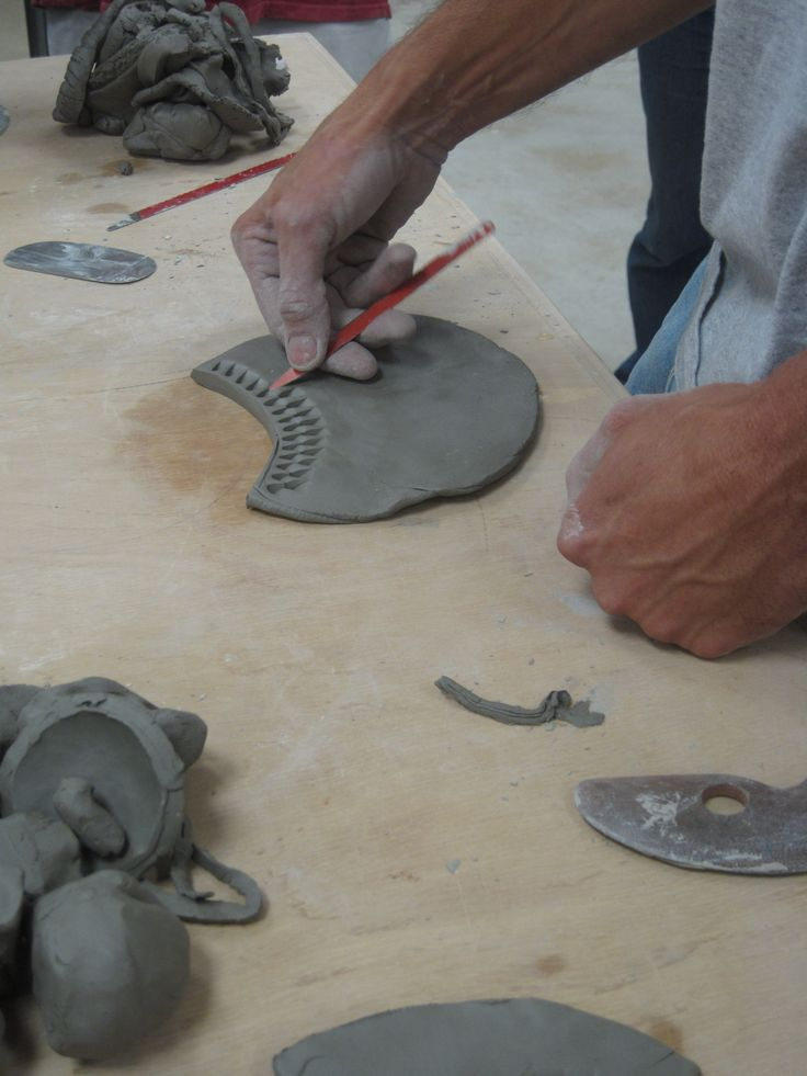 Using a hack saw blade