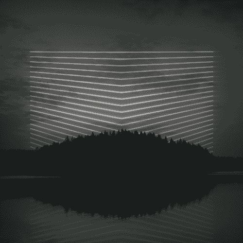 #Finland #lake #cinema 4D #3D #gif #dark #forest http://ollikilpi.blogspot.fi/