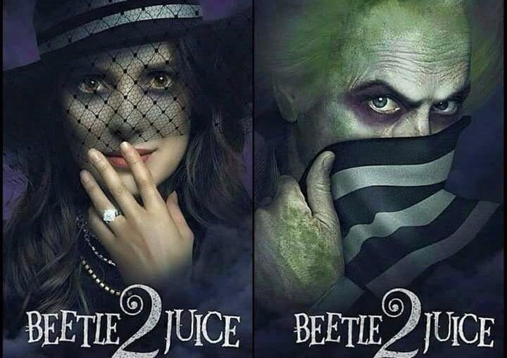 Tim Burton regresa con un clásico de culto. 'Beetlejuice 2' con Michel Keaton y Winona Ryder – Las Nius