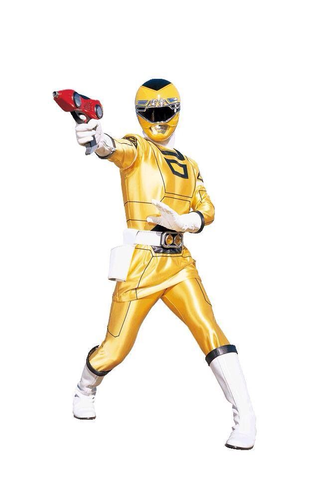 Power Rangers Turbo - Yellow Ranger
