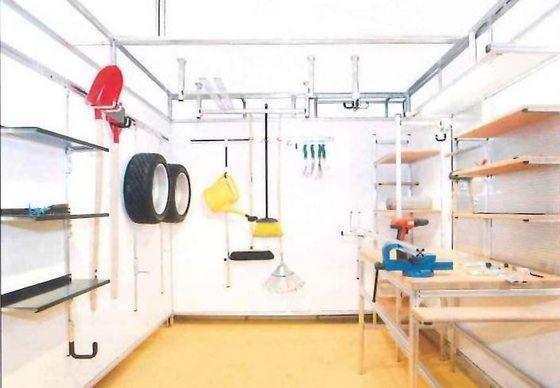 pin by bosch heimwerken garten deutschland on raumwunder pinterest. Black Bedroom Furniture Sets. Home Design Ideas