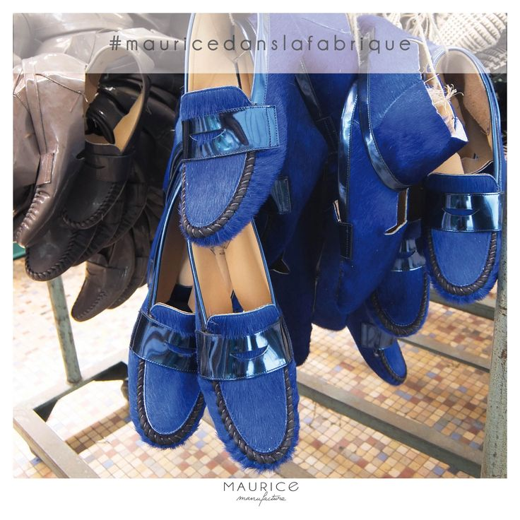 Chaussures Femme MAURICE MANUFACTURE - Hiver 2015 - Mocassins VALIA