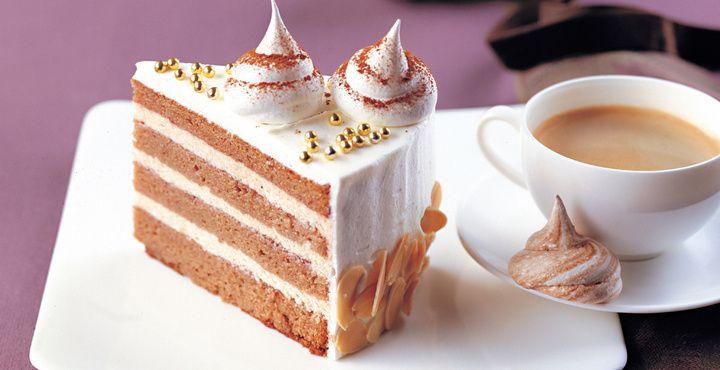 Geheime Rezepte: Johanna Maiers Weihnachts-Torte