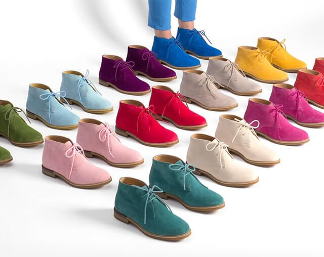 About Us Confident Hush Puppies Women Outfits Shoes Hush Puppies Chukka Boots