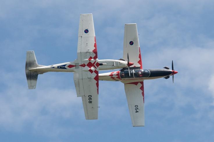 Polish AF Team Orlik PLZ-130s