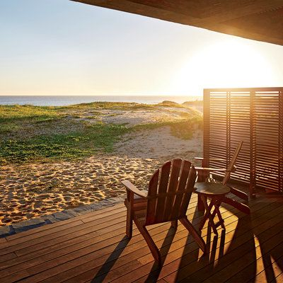 Stunning beach view from Uruguay