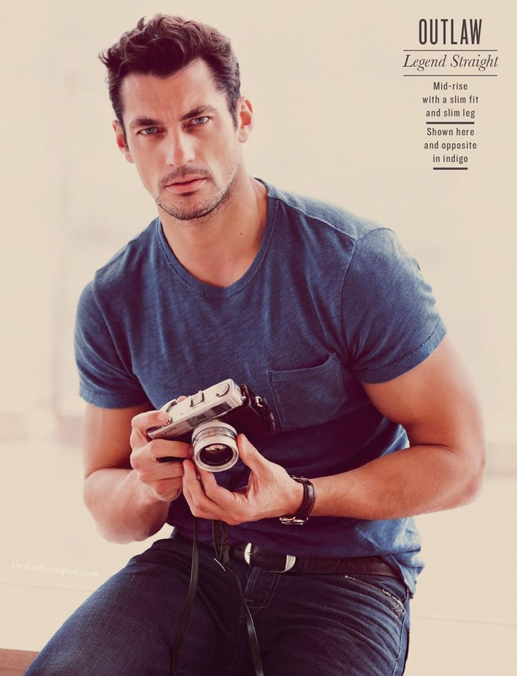 : Fit Models, Lucky Branding, Take Pictures, David Gandy, Winter Looks, Looks Book, Men Fashion, Dark Jeans, Male Models