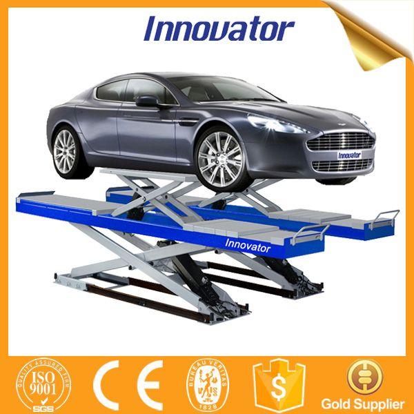 Hydraulic wheel alignment auto car ramp IT8513