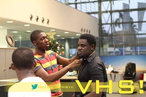 Yomi Black on VHStv Coming Soon!! -