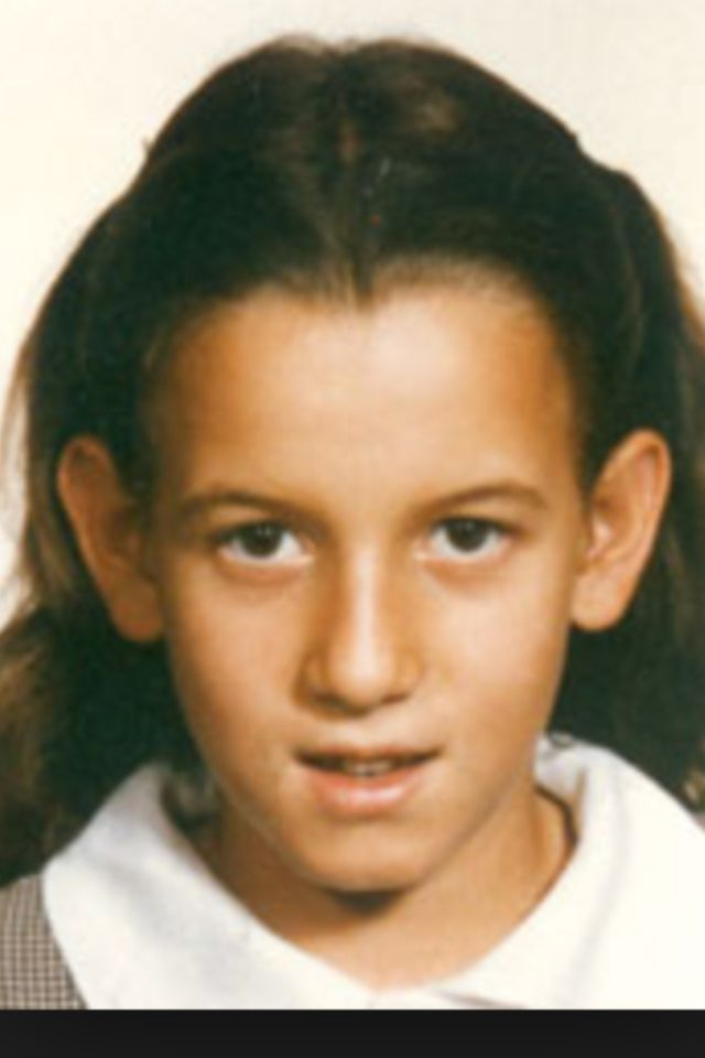 Alexia Gonzalez-Barros. Spanish girl who died at age 14.