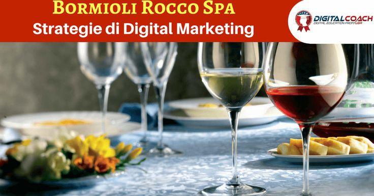L'avvento del digital marketing è una sfida da affrontare anche per le Big Corporate. Scopri in questo video-articolo la digital strategy di Bomioli Rocco.