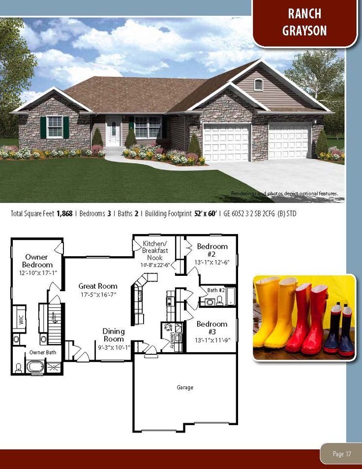 Image Result For Classic American Homes Floor Plans