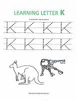 letter k worksheets and coloring pages auto 26 best images about alphabet worksheet on 7