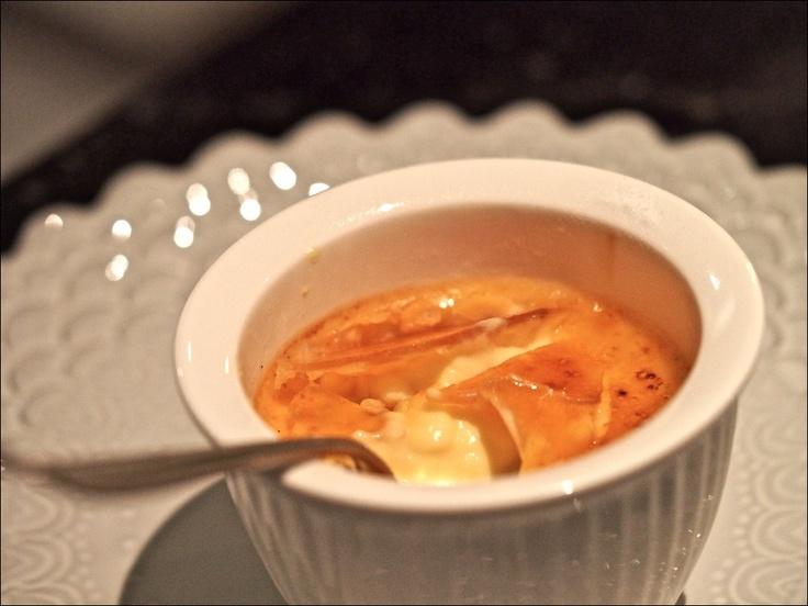Fructose Free Crème Brûlée: Velvety. Melty. Creamy. Crunchy.