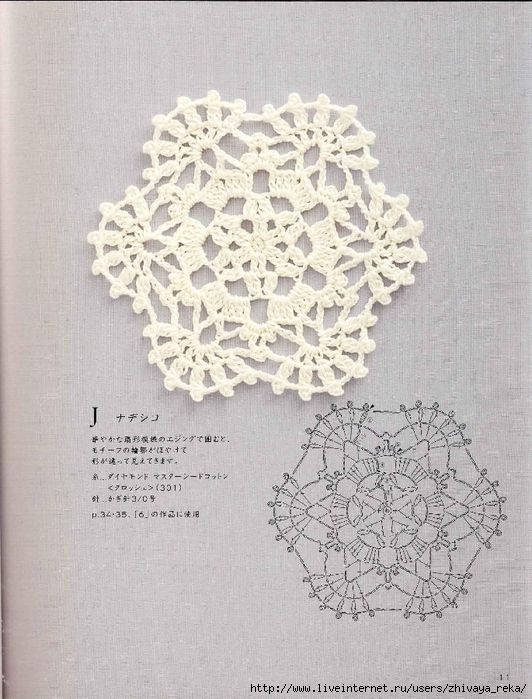 Note Crochet Motif and Edging_12 (532x700, 307Kb)