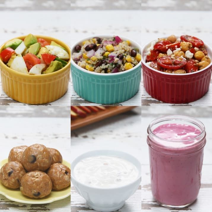 These 6 Healthy Snacks Are All High In Protein And Under 150 Calories