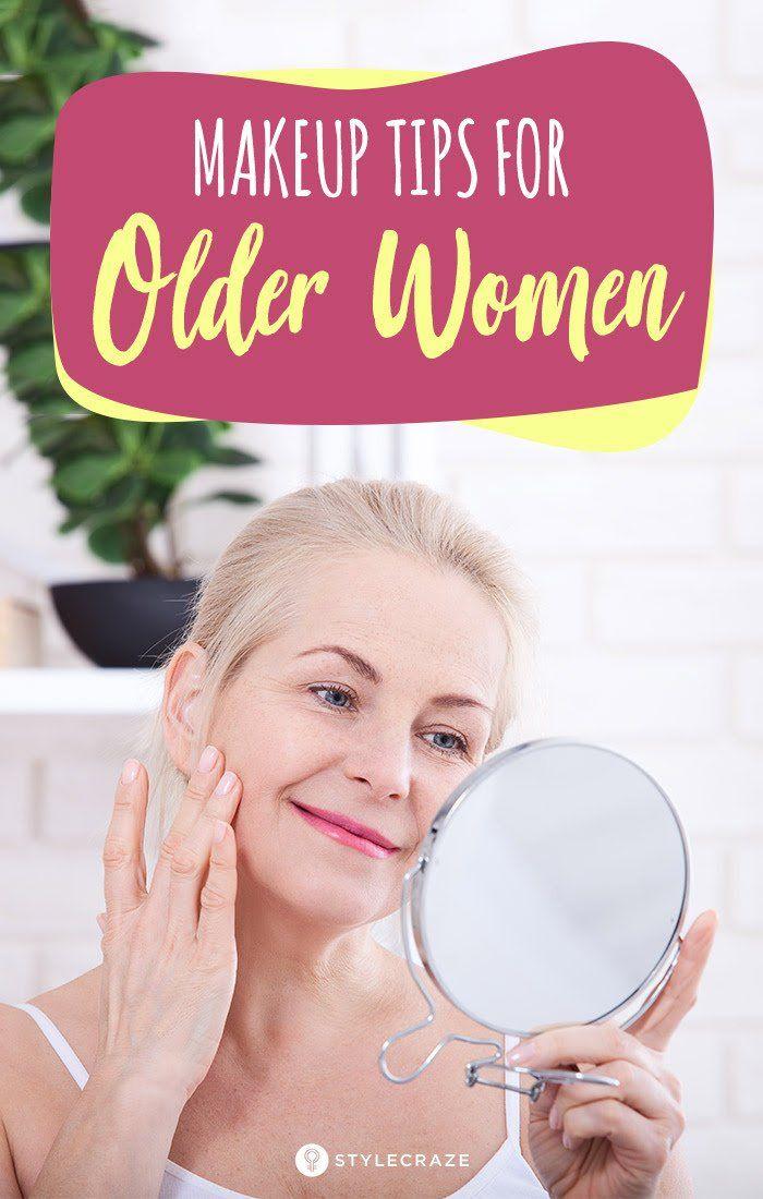 Makeup Tips For Older Women Makeup Tips For Older Women Makeup Tips Makeup