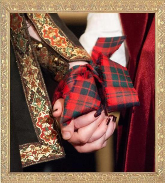 Scottish Handfasting  Wedding  Ceremony, traditions and explanations --Sarah Elizabeth Photography