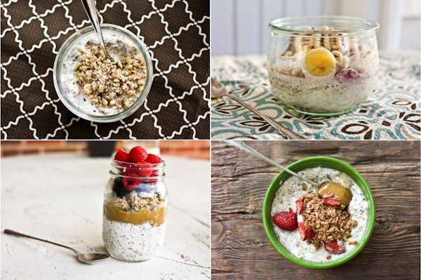 Guest Recipe: Overnight Oats From Kath Eats, we'll see how this turns out in the morning!
