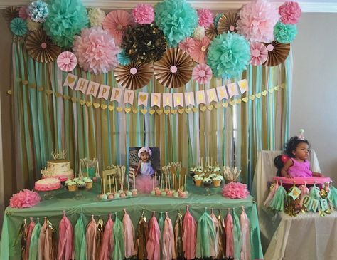 14 Poms 12 Rosettes Party Decor Backdrop | Fans | Pom Wheel | Rosettes | Paper Medallions | Weddings, Birthdays or Parties | Paper Rosettes by PomJoyFun on Etsy