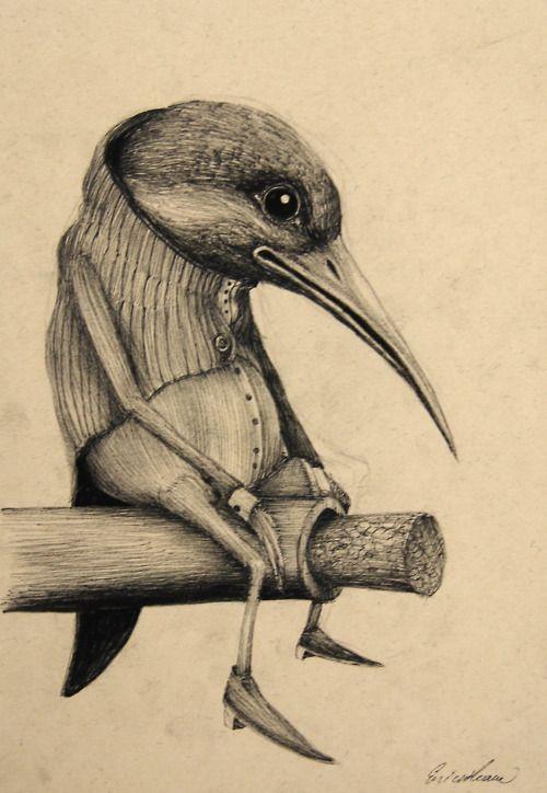 ilustración de Erica Il Cane