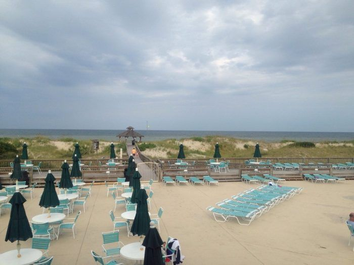 The Oceanfront Grille, Corolla, North Carolina