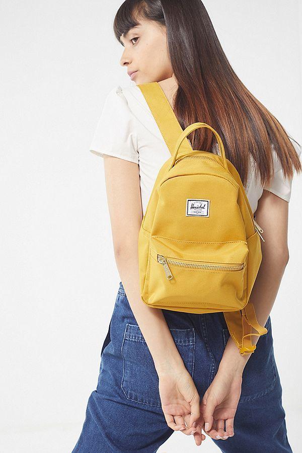 80734f57b02f Slide View  1  Herschel Supply Co. Nova Mini Backpack