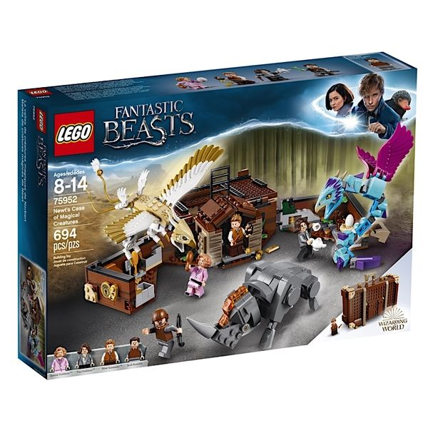 New Lego Harry Potter And Fantastic Beast Sets Revealed Harry Potter Spielzeuge Lego Harry Potter Lego
