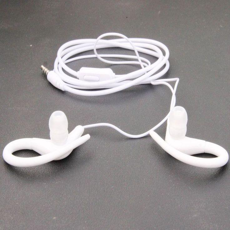 Original Sport headphones earphones Stereo Super Bass Headset with MIC for iPhone Samsung Phones MP3 MP4