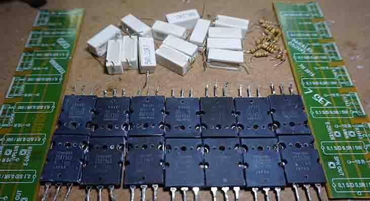 Final Power Transistor 2SC5200 2SA1943