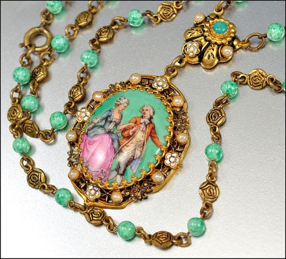 122 best images about vintage czech jewellery on pinterest for Art deco costume jewelry