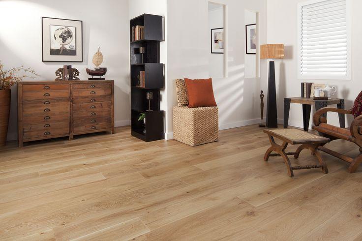 French Oak Flooring by Arrow Sun Australia: Wild Oak Bologna 190mm Wide