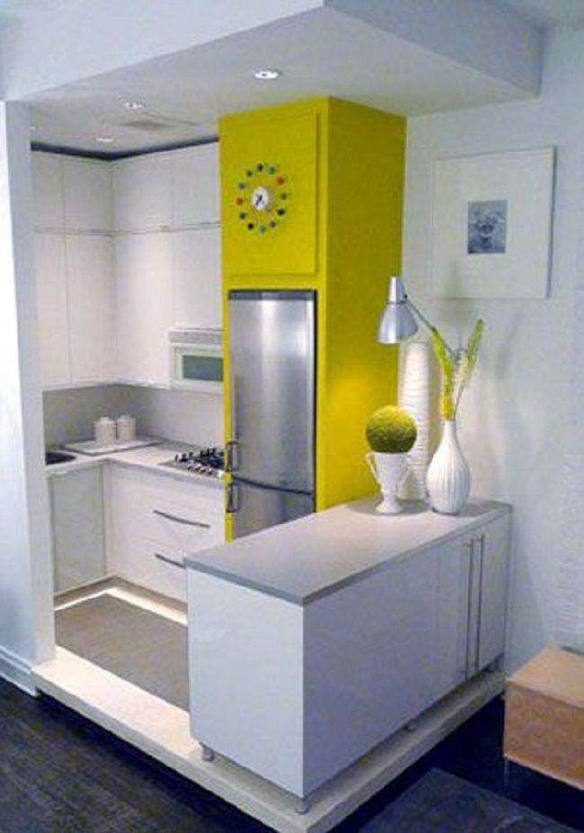 Sjajne ideje za male kuhinje  D&D - Dom i dizajn  kuhnji  Pinterest  D