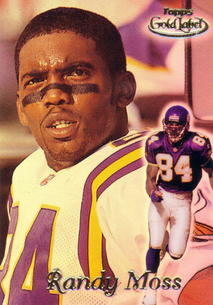 Randy Moss Football, Nfl players, Minnesota vikings