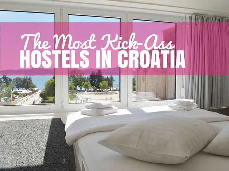 Check out these kick-ass Hotels in Croatia that you don't want to miss while backpacking in Croatia. Croatia Travel Blog & Guide