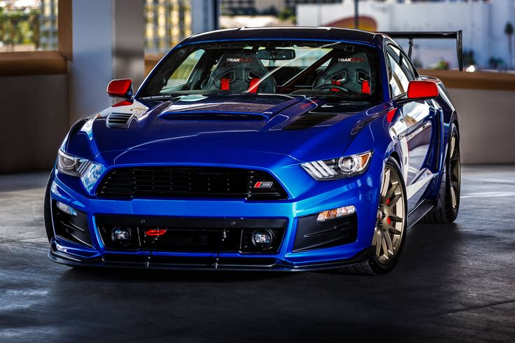 2015 Roush Mustang RS3 Trakpak