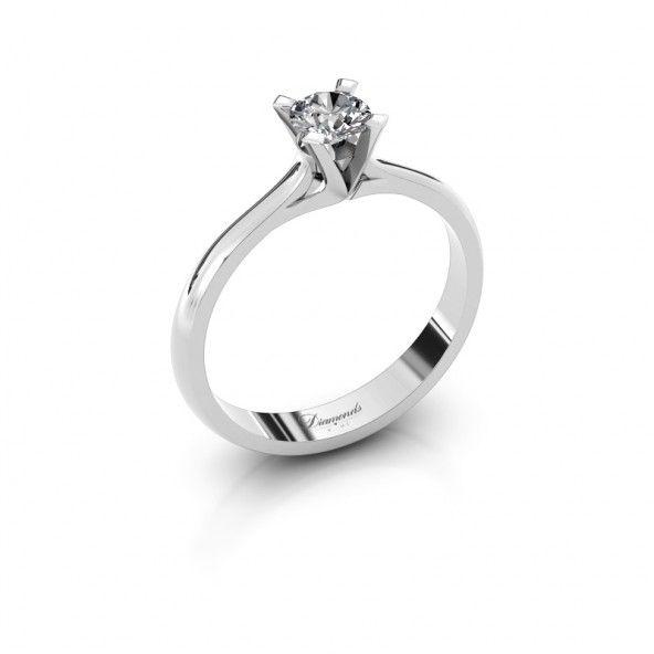 Isa ring - Configureer je eigen ring online - DiamondsbyMe