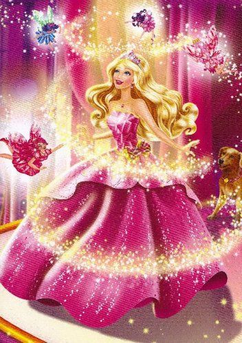 Barbie Princess Charm School Transformation - barbie-princess-charm-school Photo