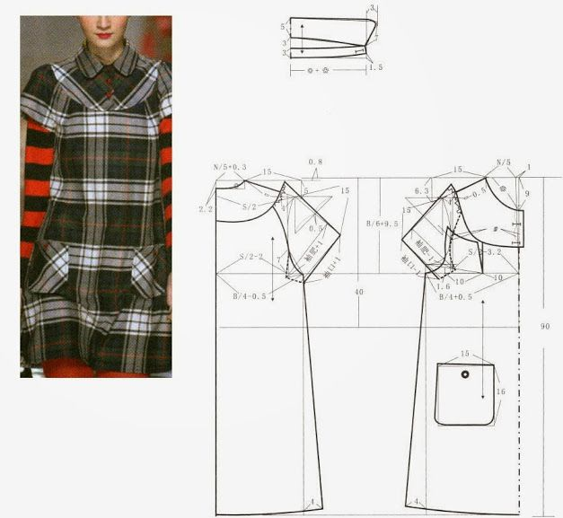 Chinese method of pattern making- - Cerca con Google