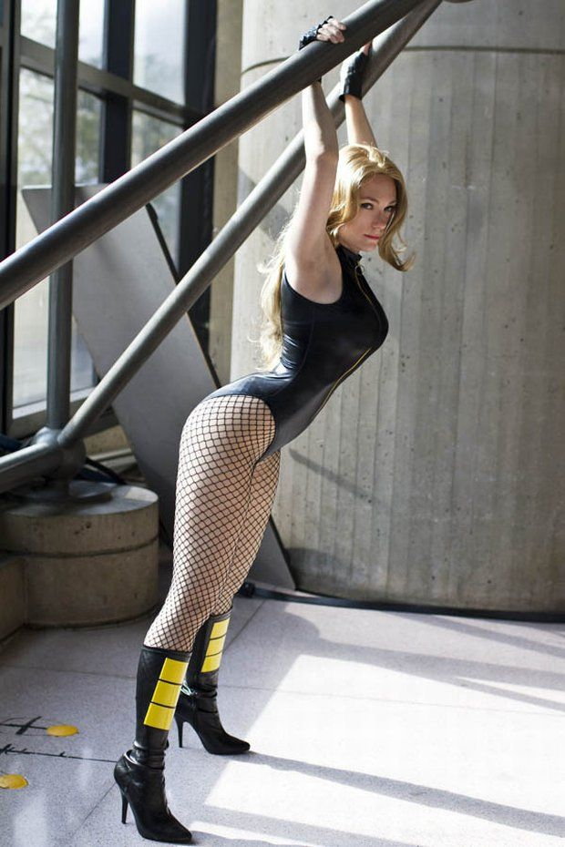 17 Best images about Black Canary on Pinterest | Power ...