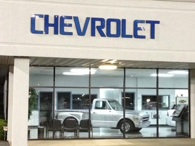 Classic Chevy Truck Showcase