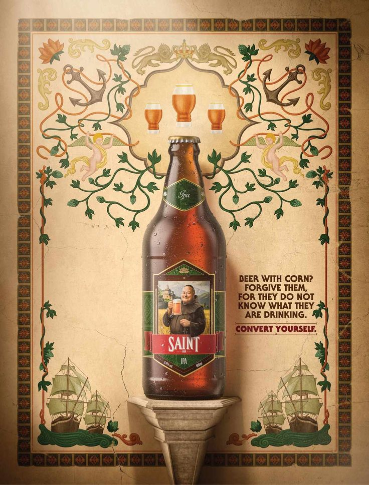 Saint Bier: Corn