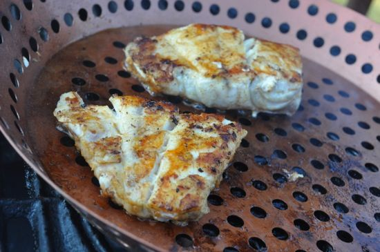 Best 25 grilled grouper ideas on pinterest grouper for Pan grilled fish