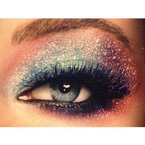 Eye Makeup, Eye Shadows, Beautiful, Makeup Ideas, Glitter Makeup, Eyemakeup, Eyeshadows, New Years, Glitter Eye