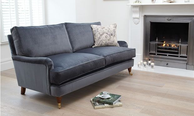 Boston Sofa - High Quality, Hand Crafted Leather Sofas: Darlings of Chelsea