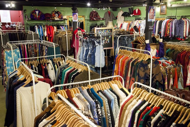 Blitz London - One of London's biggest vintage department stores, which is full to the brim with vintage, remade, and customized garments, as well as accessories and homeware.